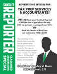 Classified Accounting Flyer 2013