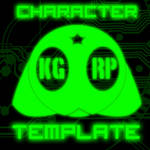 KGRPDA CHARACTER TEMPLATE by The-Swizzle