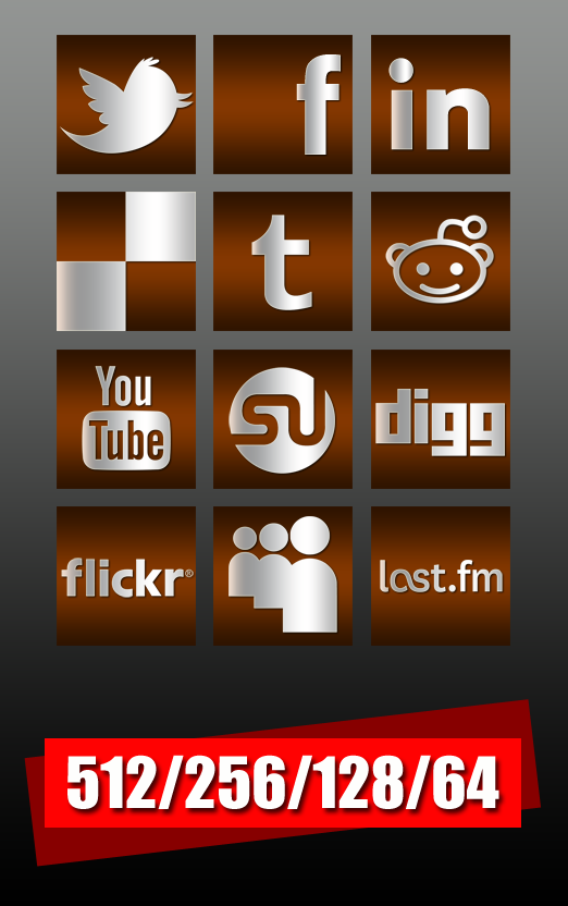 Social Media: Lux by ozkc1