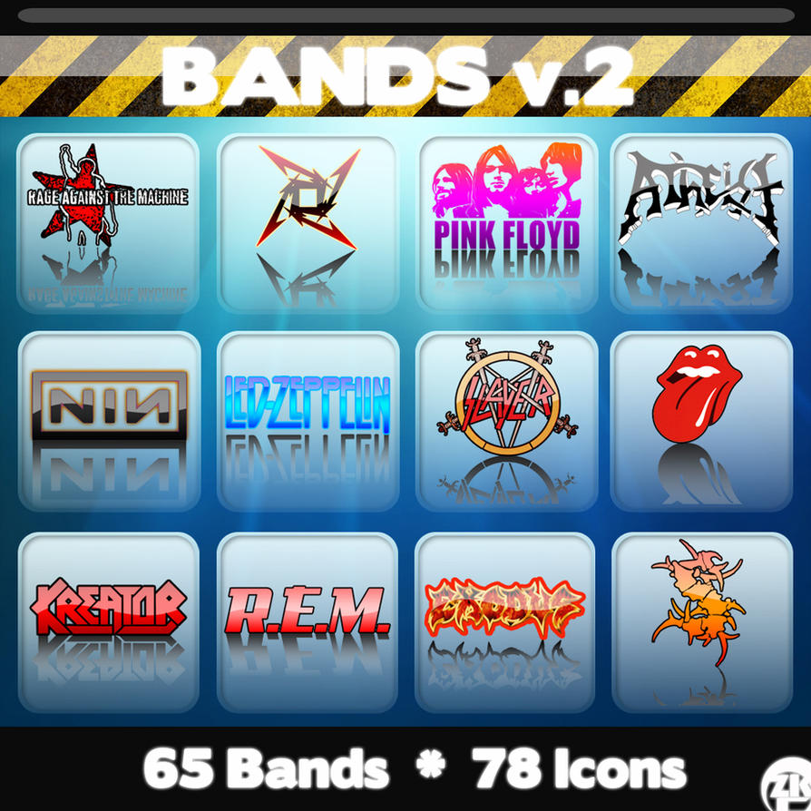 Bands [v.2] by ozkc1