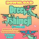 Evolvable Dreepy Shimeji [D/L] [+shiny]