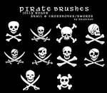 Jolly Roger SCS PS Brushes I