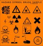 Hazard S+S PS Brushes