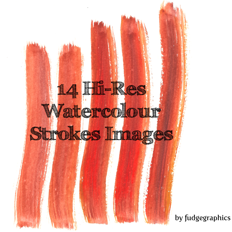 Watercolour Strokes Images