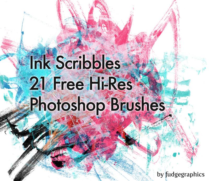 Ink Scribbles