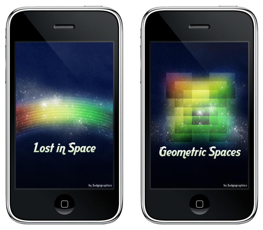 Vintage Iphone Wallpaper: Cosmic Retro IPhone Wallpapers By Fudgegraphics On DeviantArt