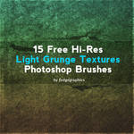 Light Grunge PS Brushes