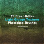 Light Grunge PS Brushes