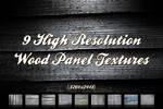 Wood Panels Texture Set