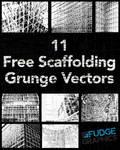 Scaffolding Grunge Vectors