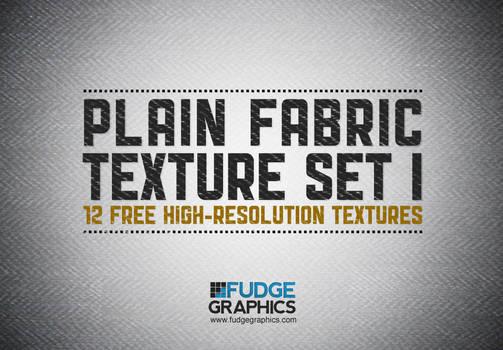 Plain Fabric Texture Set 1