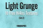 Light Grunge Textures Set 2 by fudgegraphics