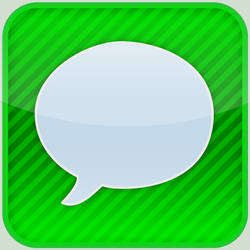 messages icon by sparkyemp