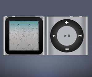 iPod Nano and Shuffle by sparkyemp