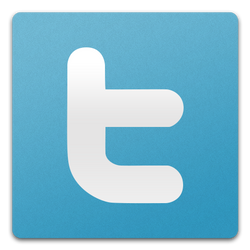 Twitter icon (PSD) by sparkyemp