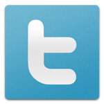 Twitter icon (PSD)