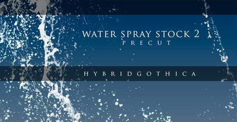 HG Water Stock 2. by hybridgothica