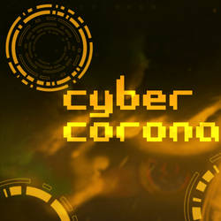 CyberCoronas: Brushes by Hybridgothica by hybridgothica
