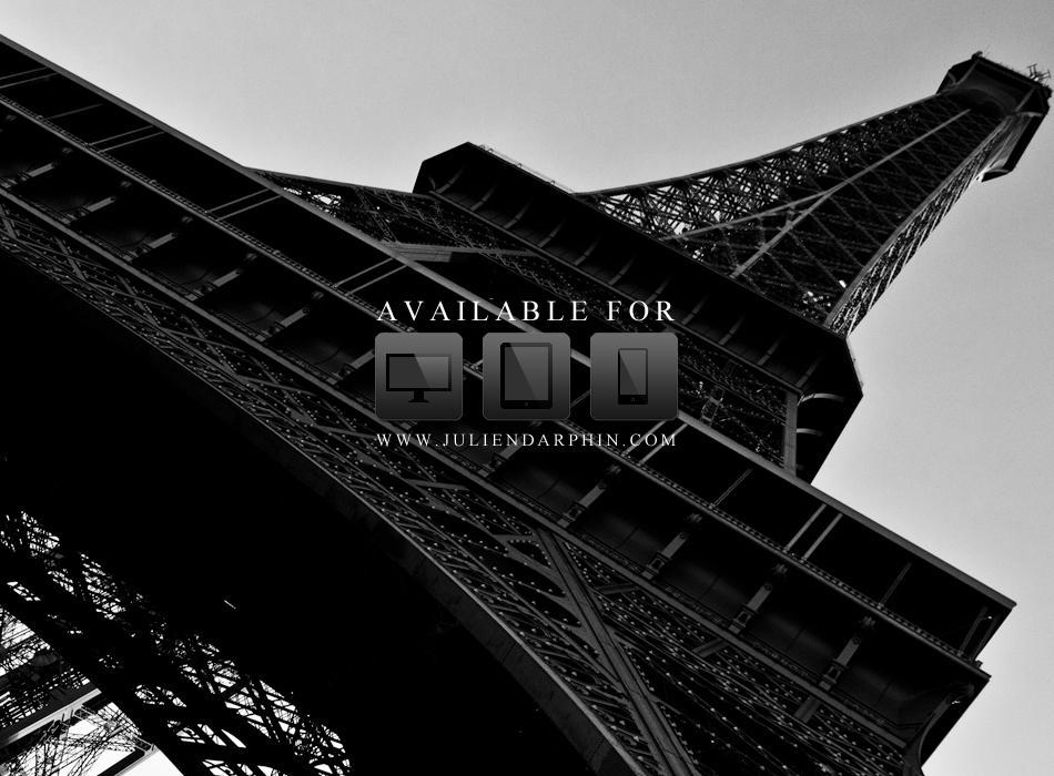 EiffelTower by j-dphn