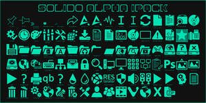 Solido Alpha iPack for Windows 10 All Editions
