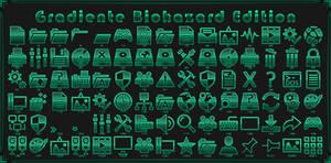 iPack Gradiente Biohazard Edition  by Agelyk