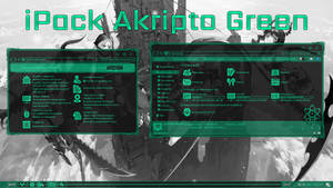 iPack Akripto Green