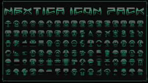 Icon Pack Nextica