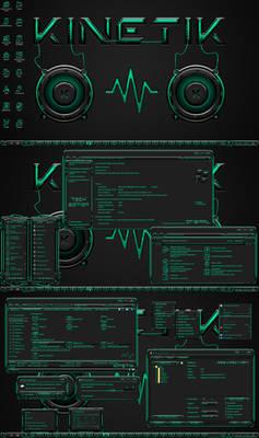 Kinetik Tech Edition for W10