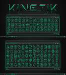 Icon Pack Kinetik by Agelyk