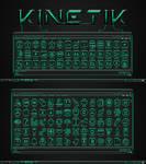 Icon Pack Kinetik