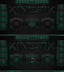 [Rainmeter] Kinetik 2.0 by Agelyk