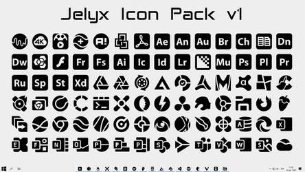 [IconPack] Jelyx v1 (700 icons)