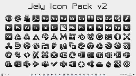 [IconPack] Jelyx v2 (700 icons)