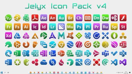 [IconPack] Jelyx v4 (700 icons)