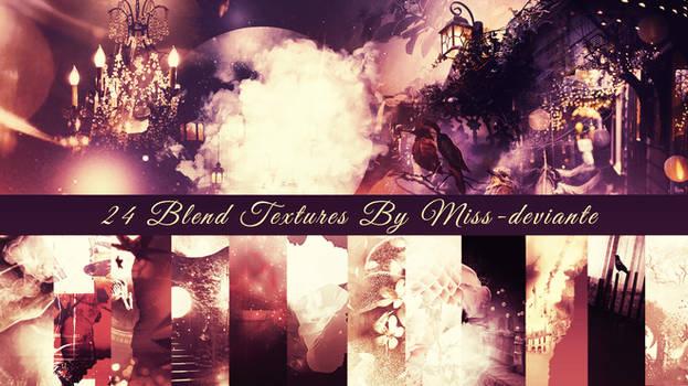24 Blend Backgrounds