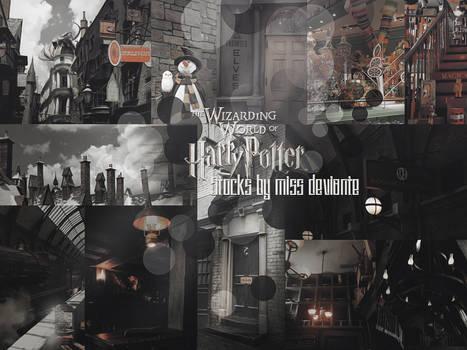 Harry Potter stocks
