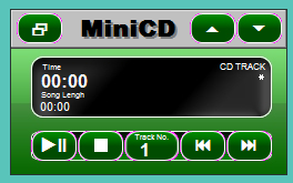 Mini CD Player Application by Zero86-SK
