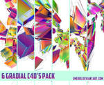 Gradial C4D Pack by emerio