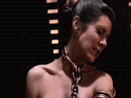 Jabba Rules animated gif by HollyToth