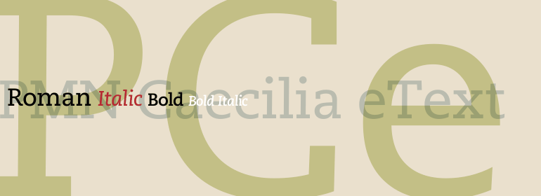 PMN Caecilia eText by FlamePrincess3535 on DeviantArt