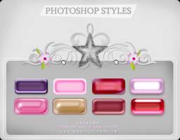 PHOTOSHOP STYLES by MISS-KAREZMH