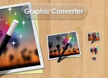 Graphic Converter icon by iTweek
