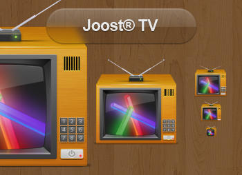 Joost TV icon