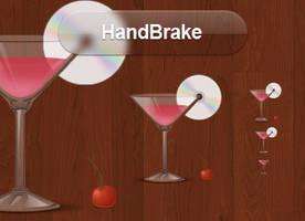 HandBrake icon by iTweek