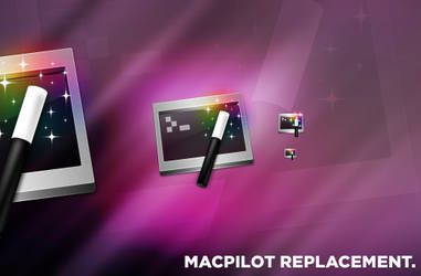 MacPilot Replacement icon