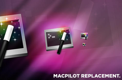 MacPilot Replacement icon by iTweek