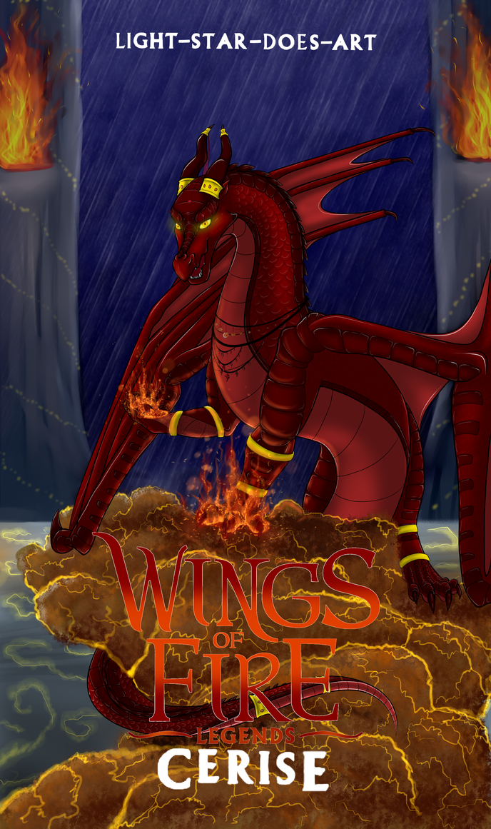 wings of fire legends cerise chapter 1 cerise by