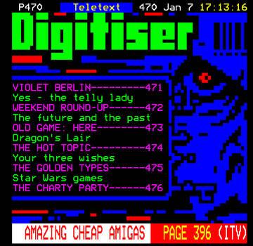 Digitiser Classic Teletext Games Magazine Pdf