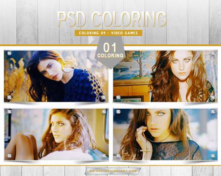 Coloring 09 - Videogames