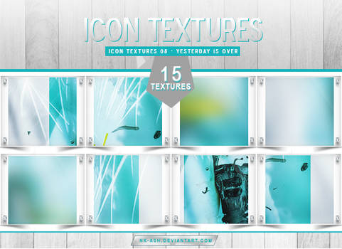 Icon Textures 08 - Yesterday is over